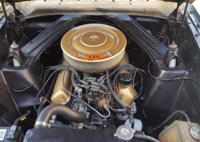 mark-weitzman engine