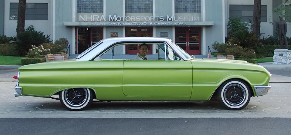 Anthony LaGrasta's 1963 1/2 Falcon