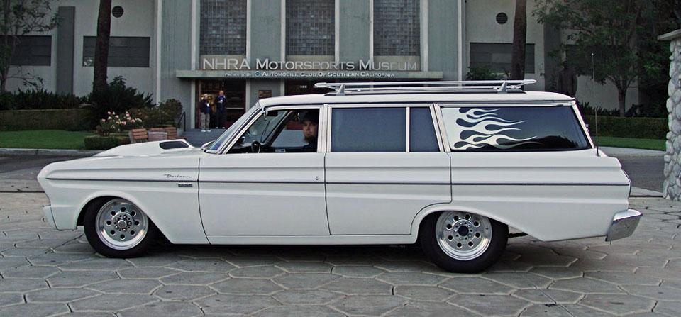 Bob Bayliss' Falcon Wagon