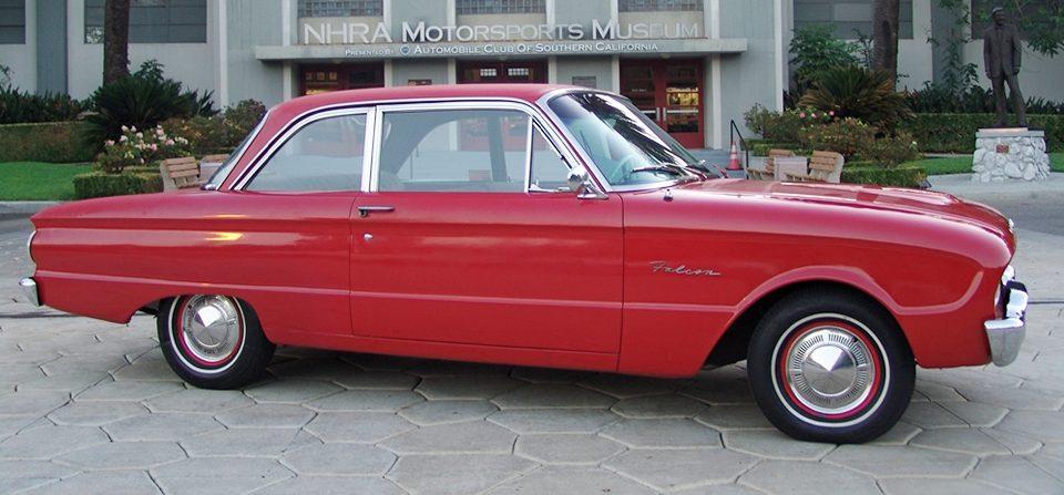 Charlie Garcia's 1 owner 2-Door Tudor Sedan