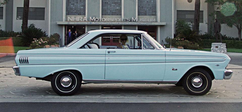 Erica's 1964 Falcon