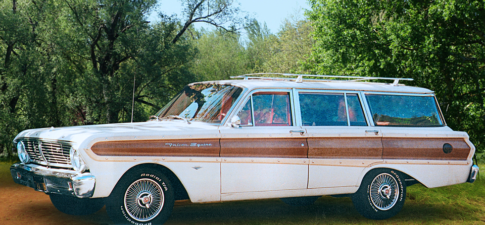 Leon Owens' 1965 Squire Station Wagon