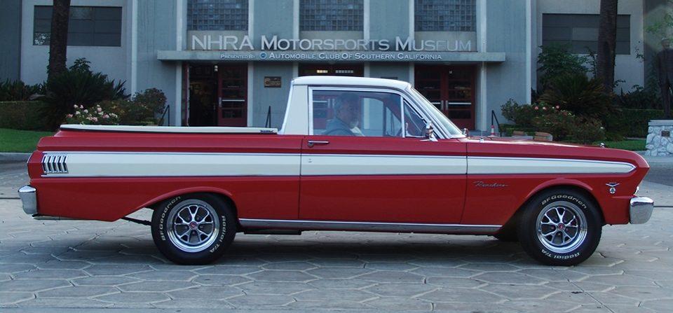Lee Schulz's 1964 Ranchero