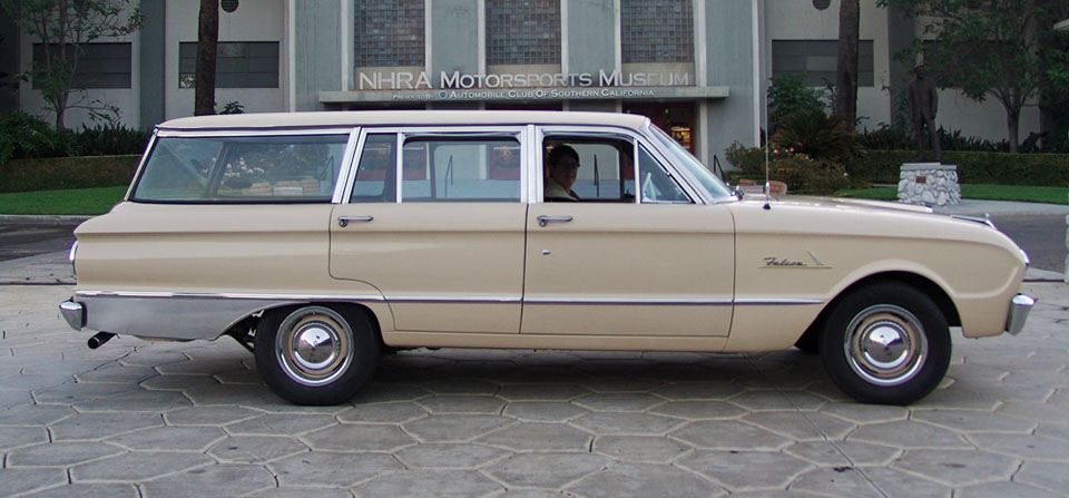 Marcia Simpson's Station Wagon