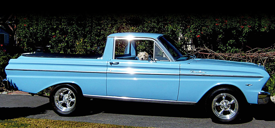 Tim Coffey's 1965 Ranchero